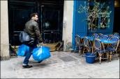 sacs bleus