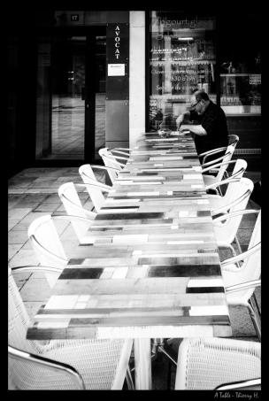 a table i