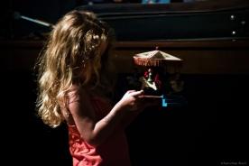 la poupée au manège