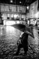 la marque du parapluie